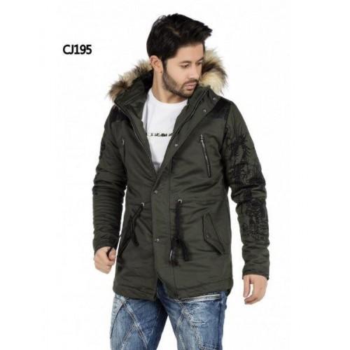 CIPO & BAXX CJ195 khaki