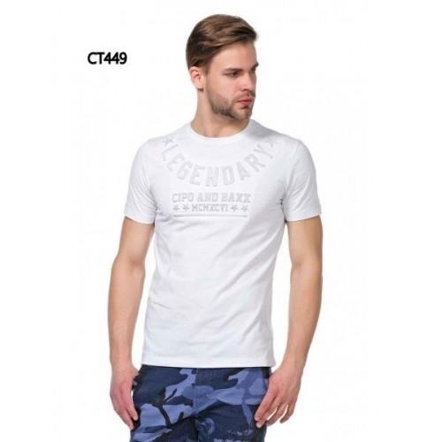 CIPO & BAXX CT449 White