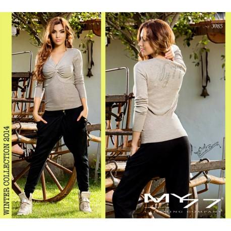 Dámsky sveter MY77